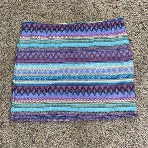 Never worn Aeropostale sweater skirt